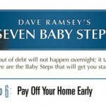 Dave Ramsey's 7 Baby Steps: Step 6 – Pay Off The Home Early