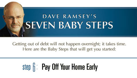 Dave Ramsey's Baby Step 6