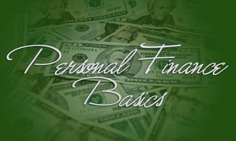 personal finance basics