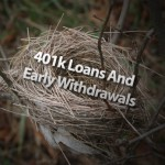 Should I Get A 401k Loan Or Do An Early Withdrawal To Help Us Through Tough Times?