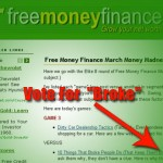 Vote For Me In The Free Money Finance March Madness Elite Eight