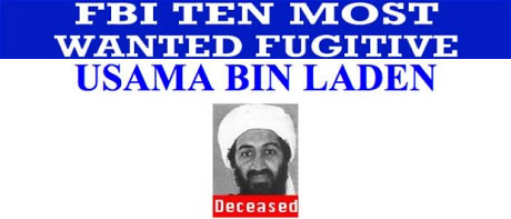 Osama Bin Laden Reward