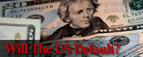 US Debt Default