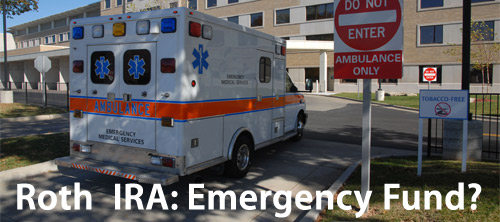 Roth IRA Emergency Fund