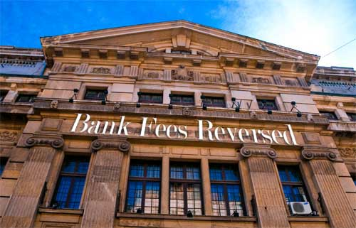 debit fees reversed