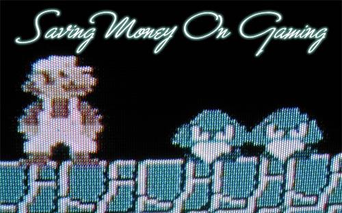 Saving Money On Video Games