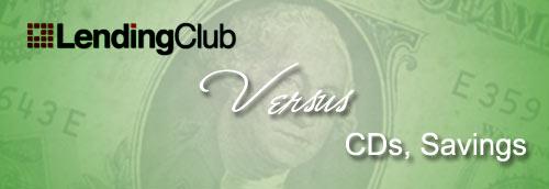 Lending Club Returns Versus CDs