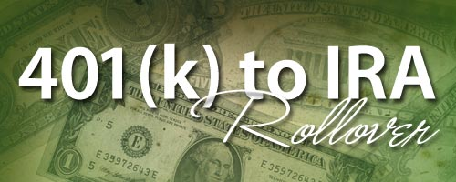 401k to IRA rollover