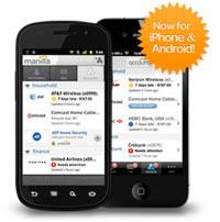 manilla.com mobile apps
