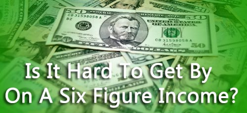 six figure income