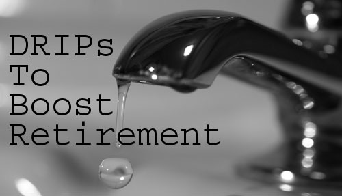 DRIP to Boost Retirement