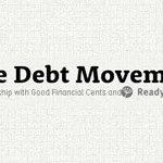 Looking for a Boost to Help You Pay Down Debt? Join the Debt Movement!