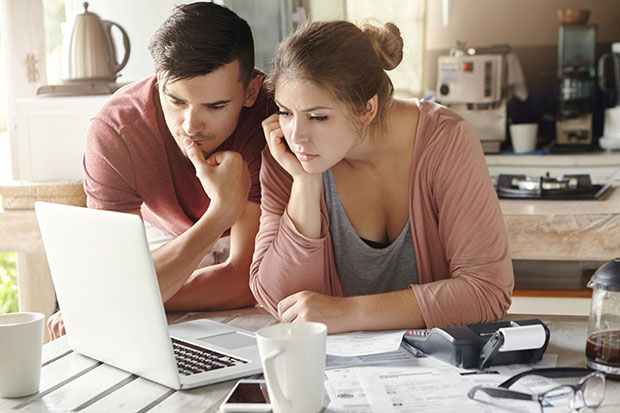 steps to take so spouse can do the budget